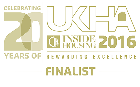 UK Housing Awards 2016 Finalist (Highly Commended)