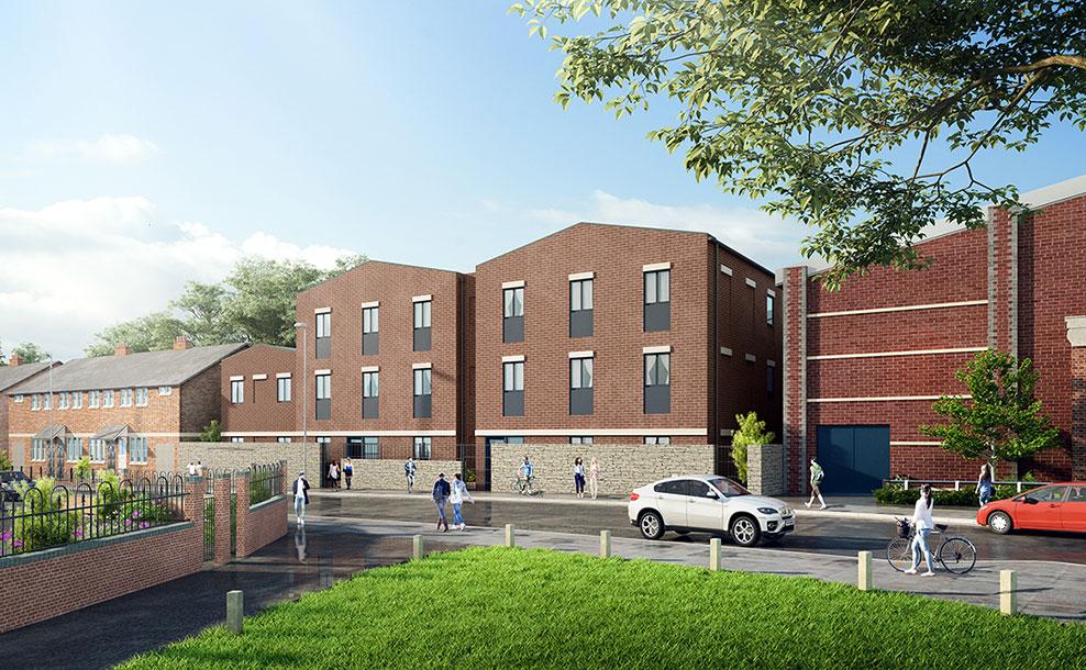 Portfolio of housing developments   A2Dominion Group