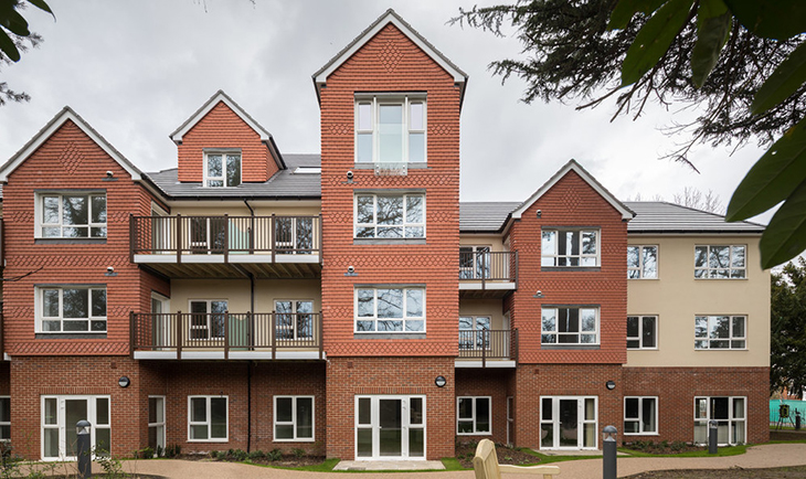 Beechwood Grove is A2Dominion's newest retirement scheme