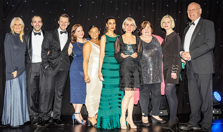 A2Dominion has been recognised at the West London Business Awards